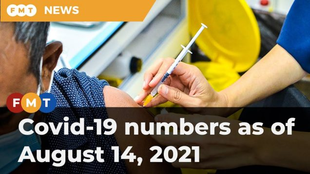 Covid-19-numbers-as-of-August-14-2021